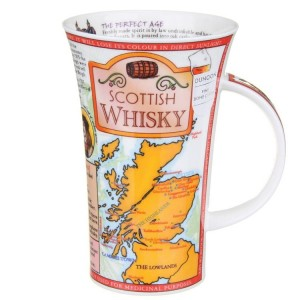 DUNOON, kubek GLENCOE - Scottish Whisky