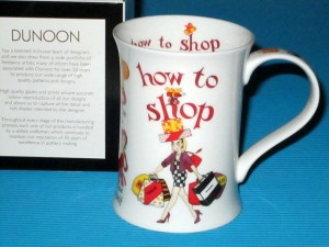 DUNOON, kubek COTSWOLD - How to Shop