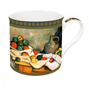 Nuova R2S, kubek - Paul Cezanne/Still Life, Drapery, Pitcher and Fruit Bowl