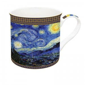 Nuova R2S, kubek - Vincent van Gogh/The Starry Night