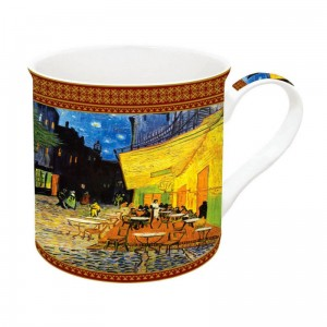 Nuova R2S, kubek - Vincent van Gogh/The Café Terrace on The Place...
