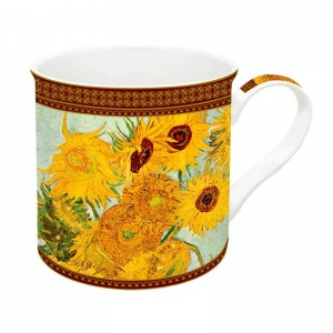 Nuova R2S, kubek - Vincent van Gogh/Vase with Twelve Sunflowers
