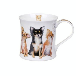 DUNOON, kubek WESSEX - Designer Dogs Chihuahuas, psy