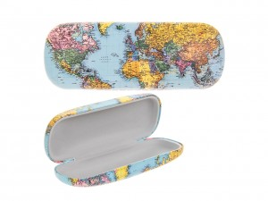 Etui na okulary - World Traveller