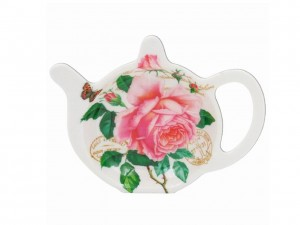 Lesser & Pavey, teabag - Redoute Rose